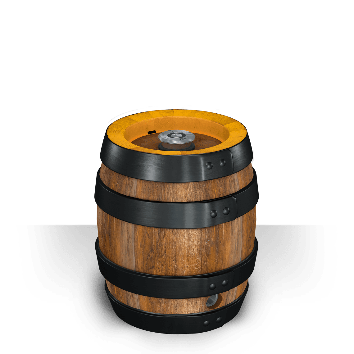 100 Gallon Barrel